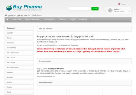 Buy-Pharma md – Online Pharmacy Reviews | Сonnecticut charts